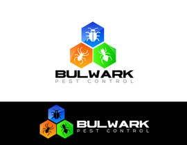 anudeep09 tarafından Design Bulwark a Logo for Las Vegas Pest Control için no 1