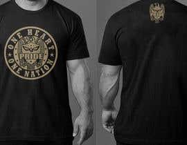 Nro 55 kilpailuun T-Shirt Graphic Design käyttäjältä greenpeacepait