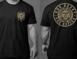 Nro 56 kilpailuun T-Shirt Graphic Design käyttäjältä greenpeacepait