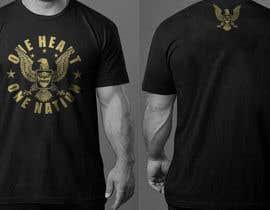 Nro 61 kilpailuun T-Shirt Graphic Design käyttäjältä greenpeacepait