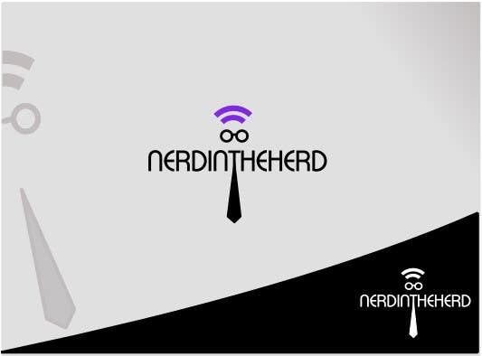 Contest Entry #                                        19                                      for                                         Logo Design for NerdintheHerd