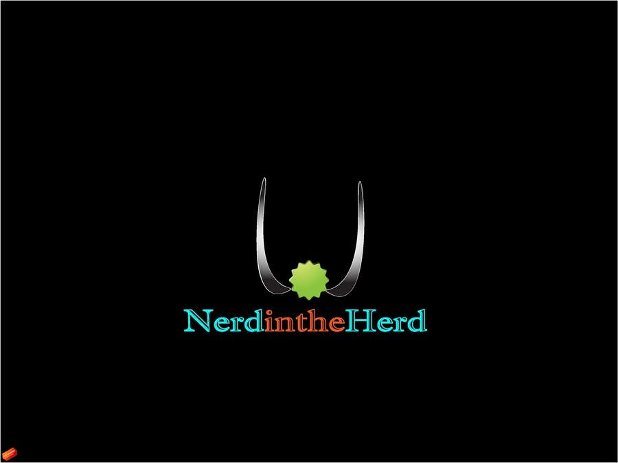 Contest Entry #                                        36                                      for                                         Logo Design for NerdintheHerd