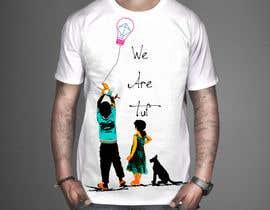 Nro 68 kilpailuun Design a T-Shirt for Non-Profit käyttäjältä shafiqulislam201
