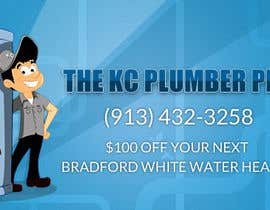 #9 untuk Design some Business Cards for KC Plumber Pro oleh DLS1