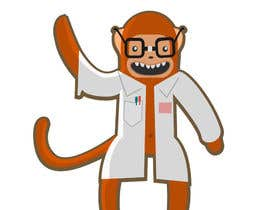 #6 para Illustrate Something for Silly Geeky Monkey por jonamromero