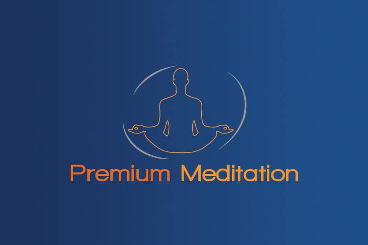 #36 for Design a Logo for Website www.PremiumMeditation.com by vladspataroiu