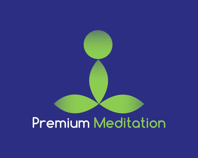 #55 for Design a Logo for Website www.PremiumMeditation.com by codefive