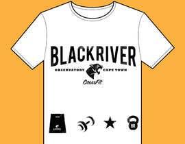 Nro 7 kilpailuun Design a T-shirt for the members of our CrossFit gym. käyttäjältä Prathwish