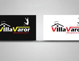 nº 22 pour Logotype for villa/house related website par motoroja