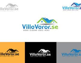 #194 untuk Logotype for villa/house related website oleh aabdulazim