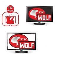 #33 for Design a Logo for TvWolf Mobile App af kenktn