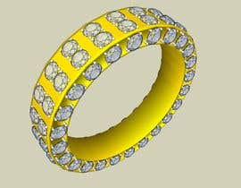 Joshart tarafından Fine Jewelry Design Contest için no 4