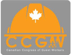 #21 for CCGW Canadian Congress of Guest Workers by carlamartire