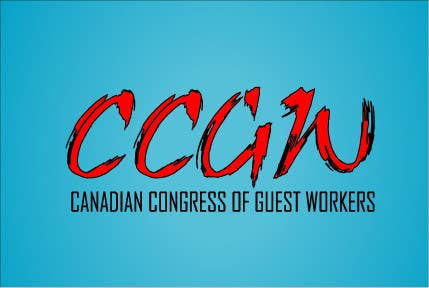 Konkurrenceindlæg #20 for CCGW Canadian Congress of Guest Workers