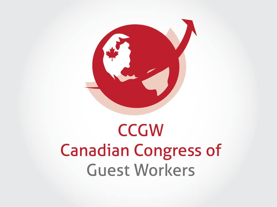 Konkurrenceindlæg #16 for CCGW Canadian Congress of Guest Workers