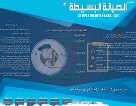 Nro 14 kilpailuun design a brochure for electricity and plumbing small business käyttäjältä MahmoudSalah94