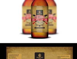"""Nro 26 kilpailuun Create a Label for a brand of beer called """"Ambon Heritage"""" käyttäjältä m99"""