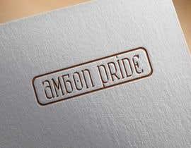 """Nro 41 kilpailuun Create a Label for a brand of beer called """"Ambon Heritage"""" käyttäjältä mischad"""