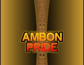 """Nro 27 kilpailuun Create a Label for a brand of beer called """"Ambon Heritage"""" käyttäjältä grupooma"""