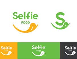 #424 for Design a Logo for New Shop called Selfie Food Store (new concept) by zarzhetsky