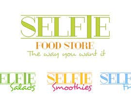 #333 for Design a Logo for New Shop called Selfie Food Store (new concept) by theislanders