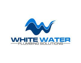 #59 for Design a Logo for White Water Plumbing by Psynsation