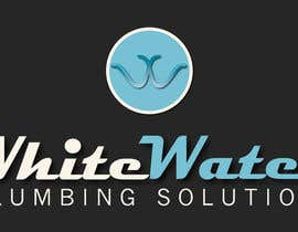 #40 for Design a Logo for White Water Plumbing by GBTEK2013