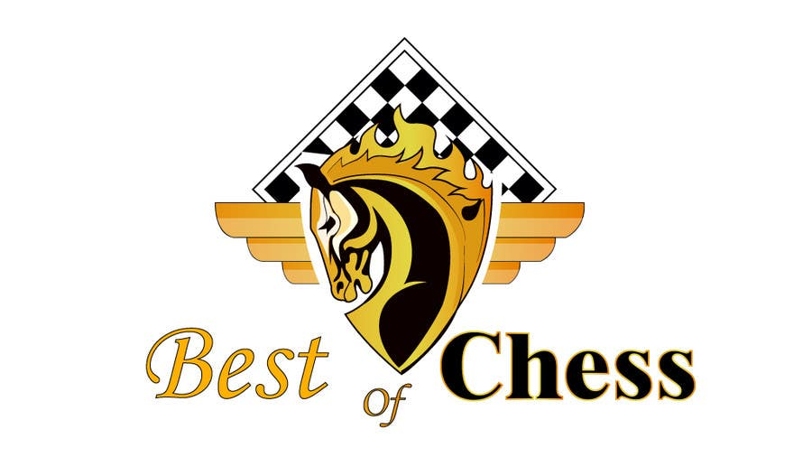 #132 for Design a Logo for a Chess website by threedrajib