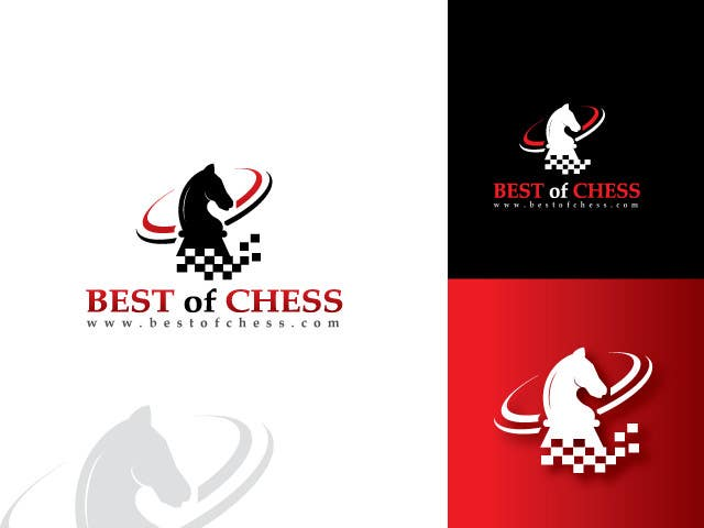 #174 for Design a Logo for a Chess website by saimarehan