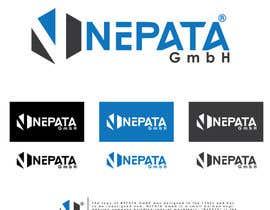 Nro 46 kilpailuun Redesign of logo for engineering company NEPATA GmbH käyttäjältä starikma