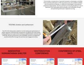 Nro 18 kilpailuun Redesign of existing wordpress site käyttäjältä Samkhandeveloper