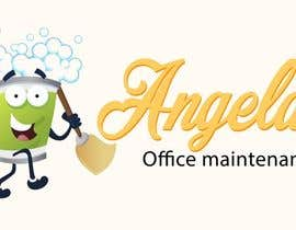 santoz89 tarafından Design a logo for Angela's office maintenance için no 18