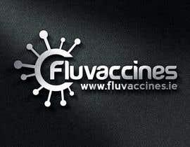 """Nro 40 kilpailuun Logo Design - """"fluvaccines.ie"""" käyttäjältä sihab9999"""
