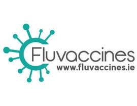 """Nro 41 kilpailuun Logo Design - """"fluvaccines.ie"""" käyttäjältä sihab9999"""