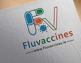 """Nro 8 kilpailuun Logo Design - """"fluvaccines.ie"""" käyttäjältä islam1101"""