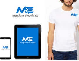 #91 cho Design a Logo for Manglam Electricals bởi mamunfaruk
