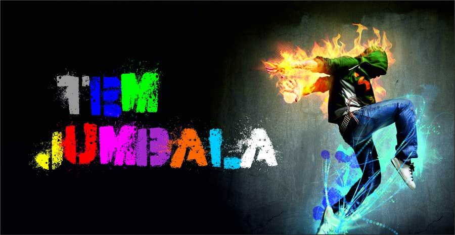 "Kilpailutyö #31 kilpailussa Design for Logo for the word ""Tem Jumbala"""