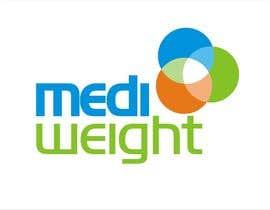 nº 185 pour Design a logo www.mediweight.com.au par YONWORKS