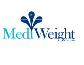 #174 for Design a logo www.mediweight.com.au af stajera