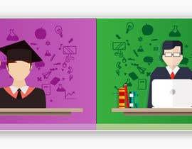 Nro 8 kilpailuun Design 2 Banners for tutoring website. käyttäjältä rozq