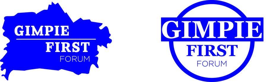Konkurrenceindlæg #21 for Design a Logo for Gympie First Forums