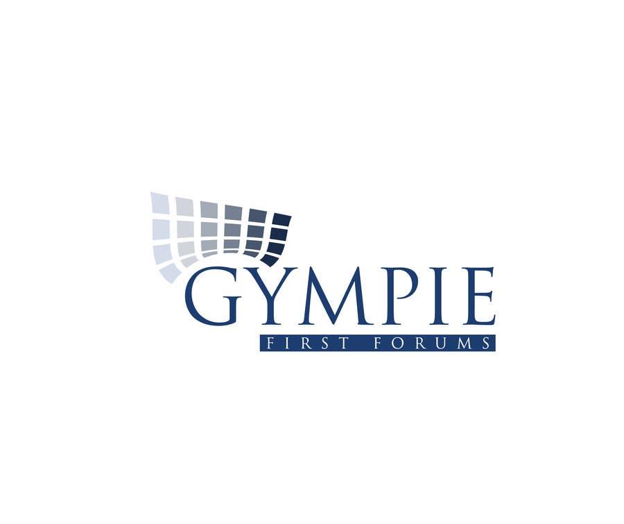 Konkurrenceindlæg #7 for Design a Logo for Gympie First Forums