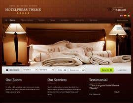 #22 for Create a Wordpress Template for Hotel af Venkatcg