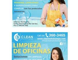 Nro 12 kilpailuun Design a Banner - Cleaning Company käyttäjältä jassna
