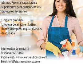 Nro 1 kilpailuun Design a Banner - Cleaning Company käyttäjältä Zprater1