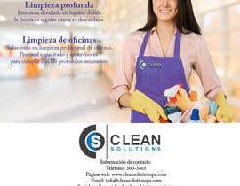 Nro 2 kilpailuun Design a Banner - Cleaning Company käyttäjältä mbayleea