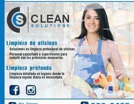 Nro 24 kilpailuun Design a Banner - Cleaning Company käyttäjältä ZTCreative