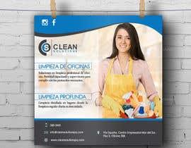 Nro 22 kilpailuun Design a Banner - Cleaning Company käyttäjältä sub2016