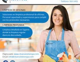 Nro 15 kilpailuun Design a Banner - Cleaning Company käyttäjältä ikaradesign