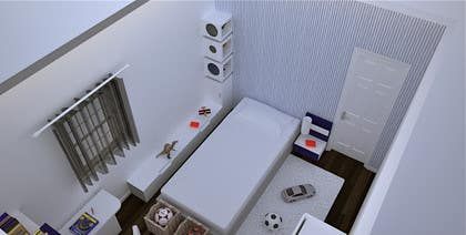 #37 for Design Realistic Room by chiarabellini